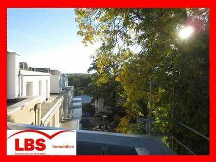 """""""DEN AUSBLICK GENIEßEN"""" Elegante und stilvolle 3,5 Zimmer-Penthousewohnung mit Terrasse in Amberg"""