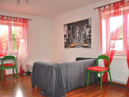 Helle und freundliche möbl. 1 Zimmer Wohnung