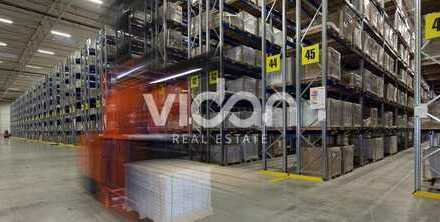 WGK | LOGISTIK | 12,2 m UKB | RAMPE | 8.000 - 60.000 m² | VIDAN REAL ESTATE