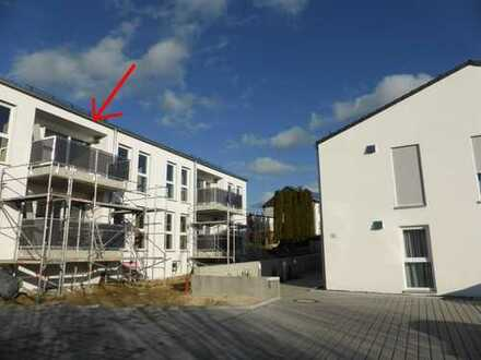 Zu Vemieten - 3-Zimmer-Neubau-Wohnung in Ihrlerstein mit Carport und KFZ-Stellplatz