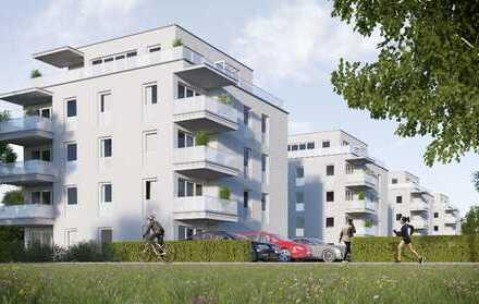 Helle 3-Zimmer-Neubauwohnung in Mindelheim