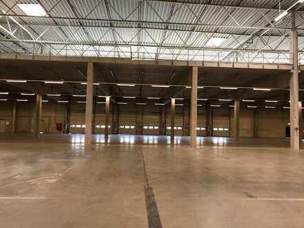 ca. 7000 m² Hallenfläche in Hochheim - provisionsfrei & teilbar - kurzfristig - Colliers