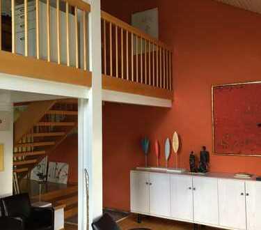 Wunderschöne ca. 183 m² große Maisonette-Wohnung in ruhiger Lage