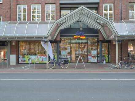 Ladenfläche in der 1A-Lage von Emden zu vermieten