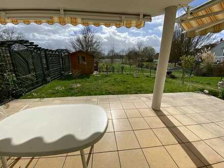 Großzügige 3-Zimmer ETW mit Garten und Terrasse