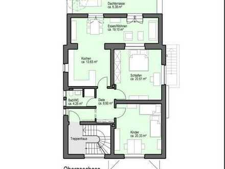 Schöne, geräumige drei Zimmer Obergeschosswohnung in Duisburg, Dellviertel