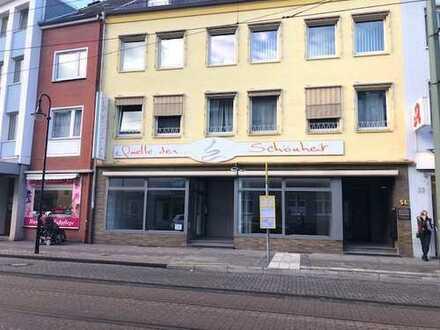 Direkte Innenstadtlage - zwei hochwertig renovierte Gewerbeflächen zu vermieten
