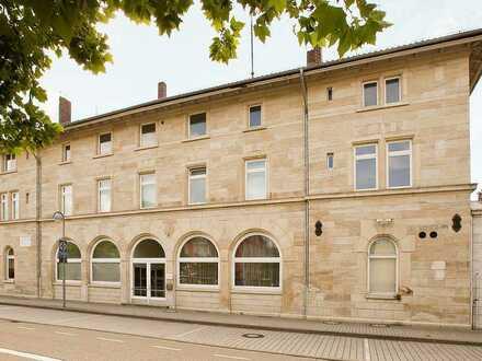 Perfekte Bürofläche im historischen Bahnhof Ellwangen, nach Mieterwunsch wird renoviert!