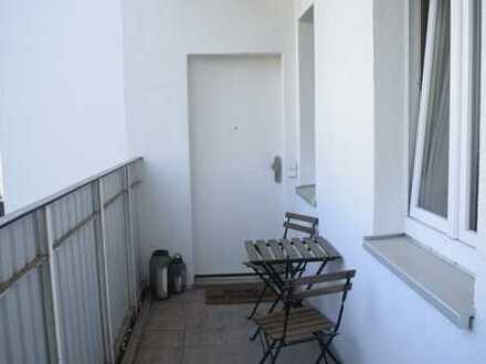 Helle, stilvolle 2-Zimmer-Wohnung + Einbauküche, Wedding. Super Anbindung/ super Lage