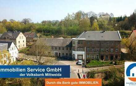 Schnäppchen!!! - Mehrfamilienhaus für Eigennutzer oder Kapitalanleger in zentraler Lage von Lunzenau