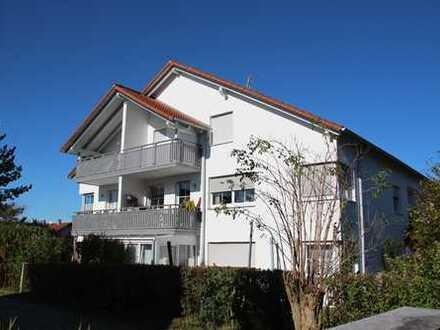 Sonniges Dachgeschoss Apartment in Diedorf - wird in 3 Monaten frei