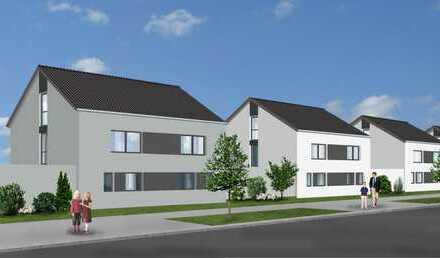 Familiengerechte Architektur - Besonderes Design in guter Lage Haus Nr. 6a