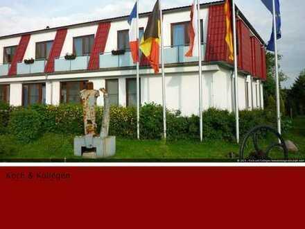 """In malerischer (Wasser)Landschaft Hotel """"Alte Werft"""""""