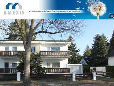 *PROVISIONSFREI* 5-Zimmer-Wohnung mit großem Garten und 2 Balkonen