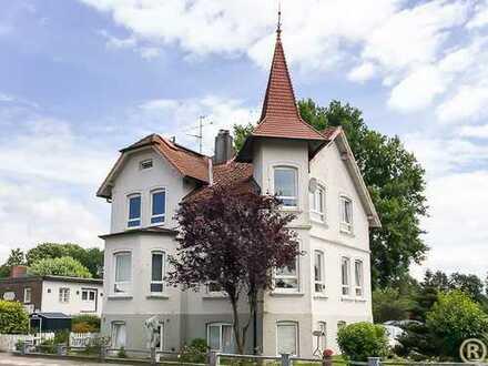 Rendite stark: Traumhaftes Turmhaus bei Elmshorn