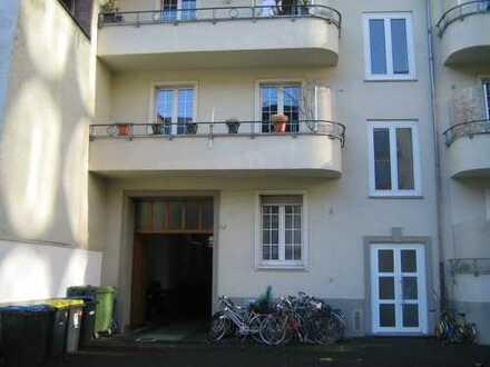 Wunderschöne Altbauwohnung im belgischen Viertel
