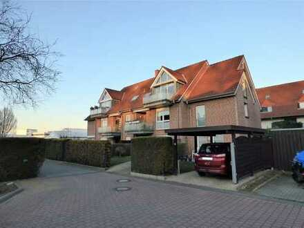 Schicke Eigentumswohnung auf zwei Ebenen in Greven