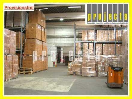 * PROVISIONSFREI * 1.850 m² HALLE * 8,5 m UKB *