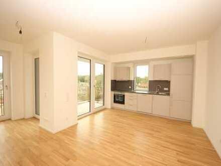 3D RUNDGANG - 4-Zimmer-Neubauwohnung mit Süd-West-Balkon!