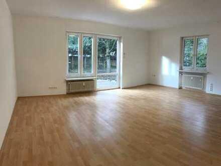 Schöne 3-Zimmer-Wohnung mit großem Garten in Gräfelfing