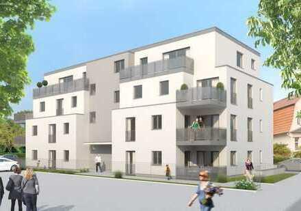 Neubau Erstbezug mit Einbauküche und Balkon