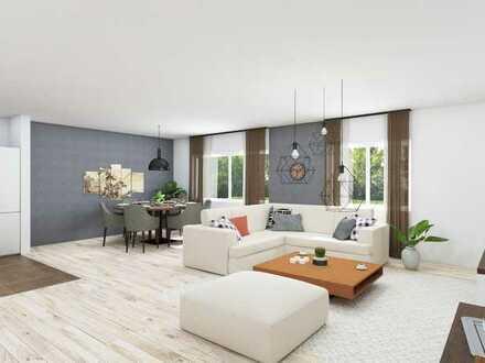 Lebensstil in Hockenheim - Neubau-Exklusive Drei-Zimmer-Wohnung
