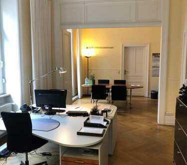 Coworking Space in repräsentativer Altbau Immobilie / FFM-Stadtmitte