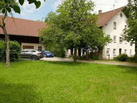 Historisch wertvolles Bauernhaus mit Charme und Ausbaupotential + Kapitalanlage
