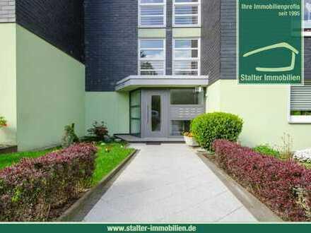 Genießen Sie den Ausblick - Wunderschöne Dachgeschosswohnung in Bochum Linden