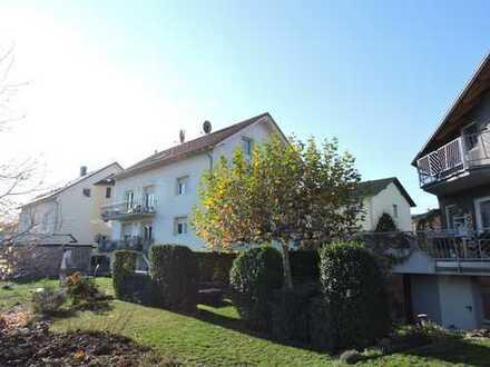 Tolles 4-Familien-Haus in guter und ruhiger Lage von Bürstadt-Bobstadt mit unverbaubarem Blick