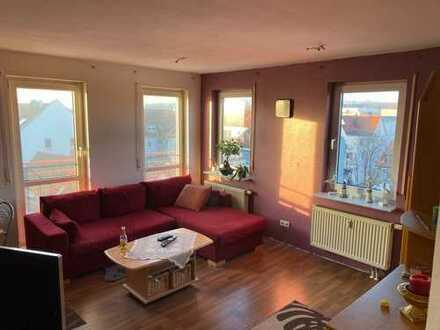 -RESERVIERT- 2-Zimmer-Wohnung mit ca. 40 m² Wohnfläche & TG-Stellplatz im Stadtzentrum von Eislingen