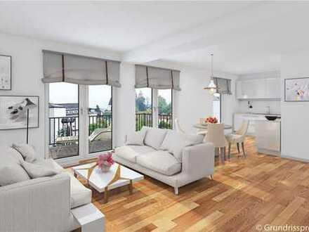 Attraktive Neubau-Wohnung ideal für die Familie oder für das Paar.