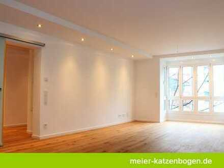 Sanierte 2-Zimmerwohnung in bester Lage Münchens