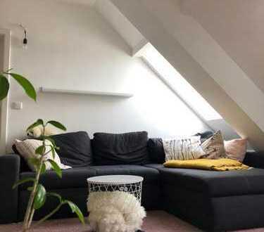 Extravagante Maisonettewohnung mit Dachloggia.....