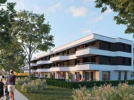 Kompakte 2-Zimmerwohnung mit Garten!
