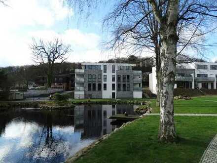 Traumhafte 3 Zimmer Neubauwohnung in Parkanlage mit Meerzugang