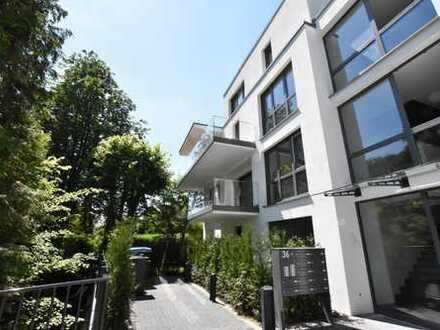 Exklusive Neubauwohnung mit Einbauküche, Balkon, Fußbodenheizung und Top-Ausstattung