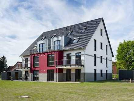 Eigentumswohnung am Naturpark Steinhuder Meer - energieeffizient, barrierearm, zentrumsnah