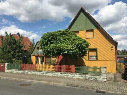 """Mehrgenerationenhaus als """"grüne / autarke Oase"""""""