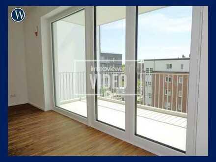 °Familien-Zuhause im Neubau° Großer Wohnbereich + Balkon, Einbauküche, Gäste-WC, Aufzug, TG-Platz