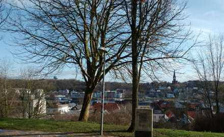 renovierte 6 Zi.-Whg. im EG mit Blick über Flensburg
