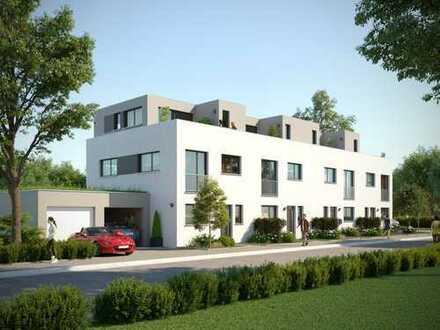 Fix und fertige günstige, übergroße Stadthäuser,Vollkeller, Sonnen-/Dachterrassen -192 m² Nutzfläche