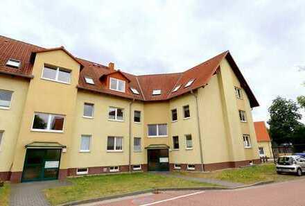 Kapitalanlage! Helle 2-Zimmer-Dachgeschoss-Eigentumswohnung mit Balkon in Schönefeld