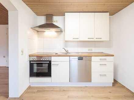 Gemütliches Einfamilienhaus, neu renoviert mit kl.Garten & Garage