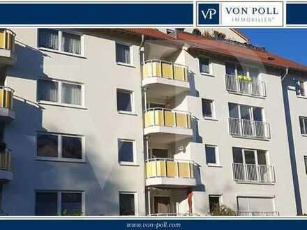 """""""Ideal für Ihre eigene Altersvorsorge"""" - wertbeständige Wohnung in Bernau"""