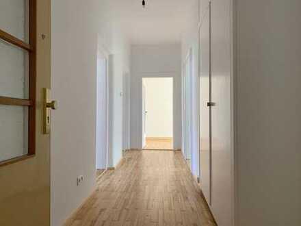 Erstbezug nach Sanierung: schöne 3-Zimmer-Wohnung mit Südbalkon in Hummelstein