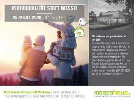 INDIVIDUALITÄT STATT MESSE!!! EXKLUSIV BEI MASSA SA+SO 11-16 Uhr
