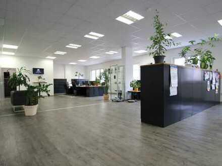 Moderne Großraum-Bürofläche im Stadtzentrum!