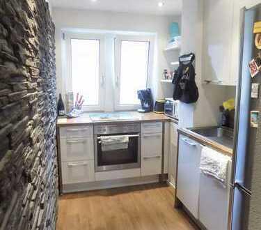 Moderne und gut gelegene Wohnung in MA-Lindenhof mit einigen Extras