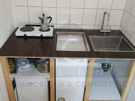 **1-ZW im Nordend** mit separater Küche und Bad mit Wanne